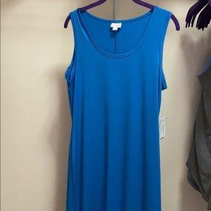 3/$25 NWT LuLaRoe Dani Maxi Dress L